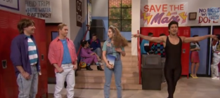 Saved by the bell reunion pic