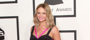 Miranda lambert at the 2015 grammys