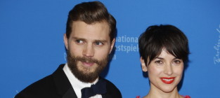 Jamie Dornan, Amelia Warner Photo