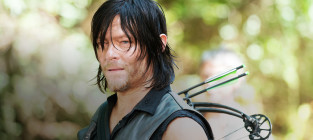 Daryl, Ready for Battle