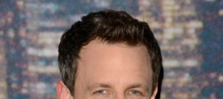Seth Meyers at SNL 40