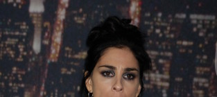 Sarah Silverman at SNL 40
