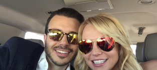 Britney spears charlie ebersol picture