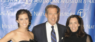 Brian williams allison williams photo