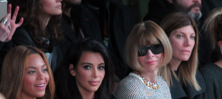 Anna wintour kim kardashian photo