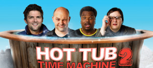 Hot tub time machine 2 cast pic