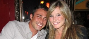 Taylor Kinney, Brittany Sackett Photo