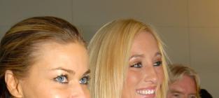 Carmen Electra and Kyla Ebbert