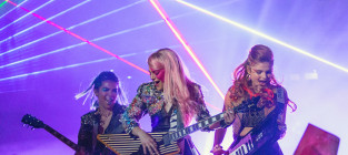 Jem and the Holograms Photo