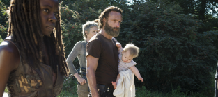 Rick and his daughter
