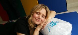 Kristen Bell Celebrates Frozen 2