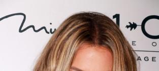 Khloe kardashian at the mirage