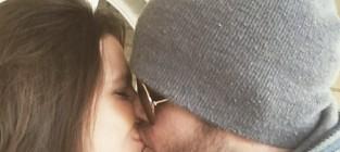 Amy duggar kissing boyfriend