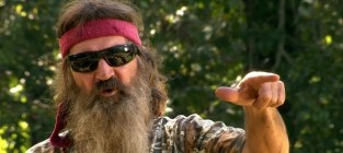Phil Robertson on TV