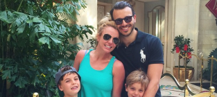 Charlie ebersol britney spears and sons