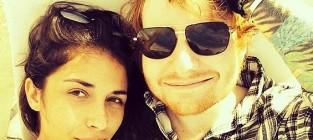 Ed sheeran and athina andrelos