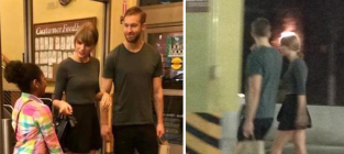 Taylor swift and calvin harris pics