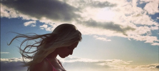Leah Jenner Shows Off Baby Bump in Hawaii