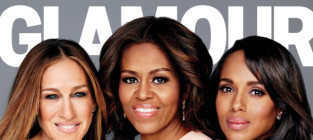Sarah Jessica Parker, Michelle Obama and Kerry Washington