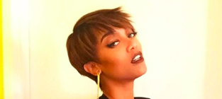 Tyra Banks: Rebranding Herself as Futuristic Business Woman With Pixie Cut!