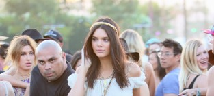 Kendall Jenner: Clashing With Amber Rose at Coachella?