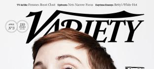 Lena Dunham Variety Cover