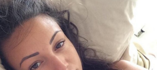 Michelle Keegan in Bed