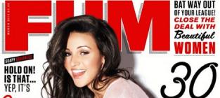 Michelle Keegan FHM Cover