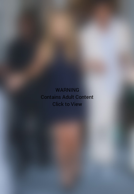 Half Naked Mariah Carey