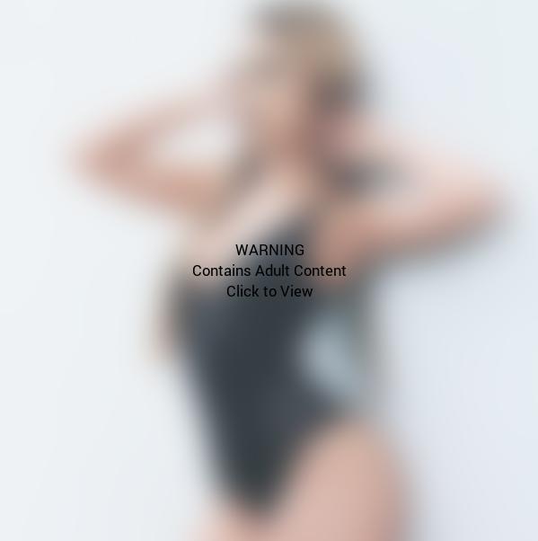 Chantel Jeffries in a Bathing Suit