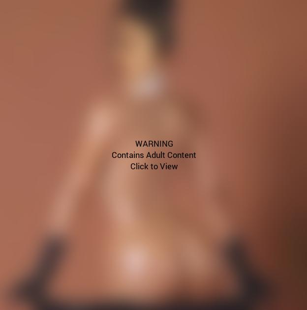Miley Meets Naked Kim
