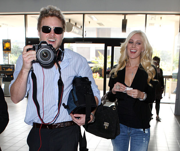 Spencer and Heidi: Photographers