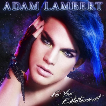 Adam Lambert Album Cover