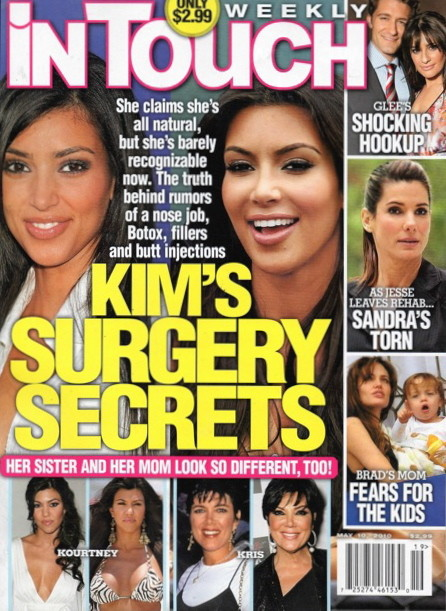 Plastic Surgery Cover