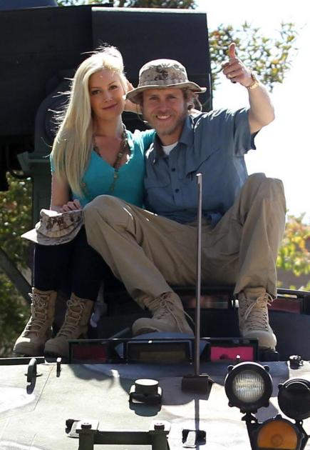 Spencer Pratt and Heidi Montag have been Tools