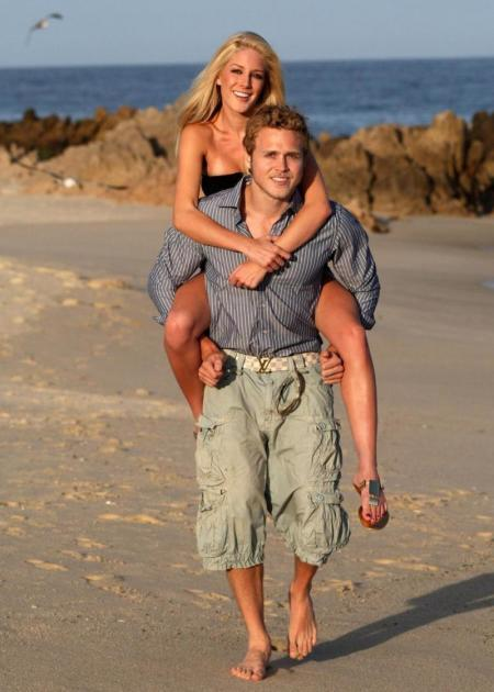Heidi Montag and Spencer Pratt Photo