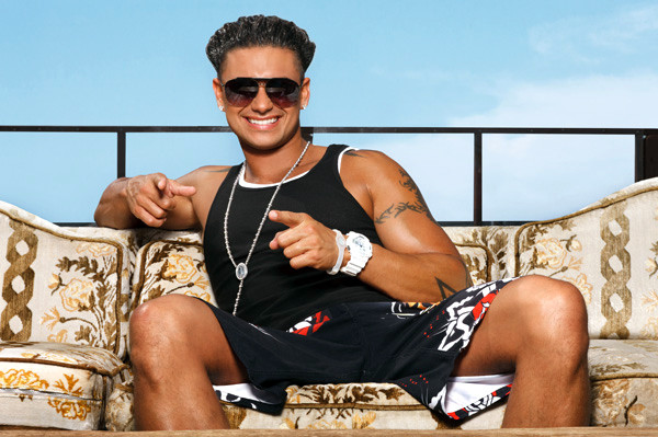 He Hangs With Pauly D!