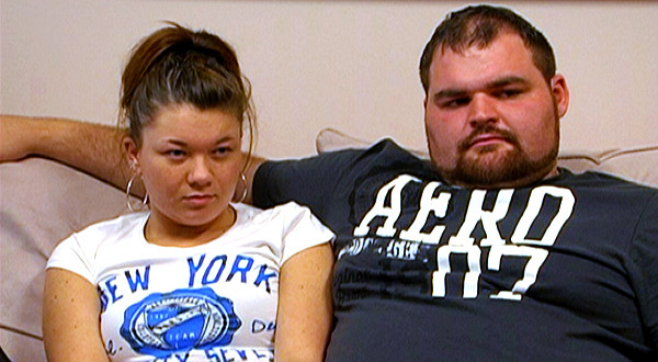Amber Portwood and Gary Shirley in Therapy