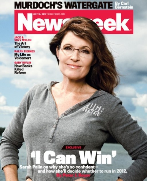 Palin: I Can Win!