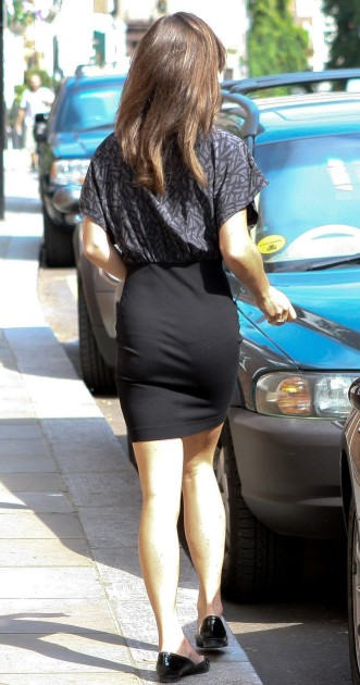 Pippa Middleton Booty