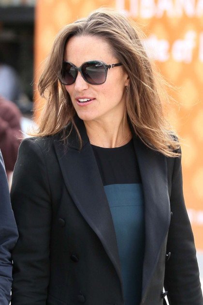 Pippa Middleton Work Attire