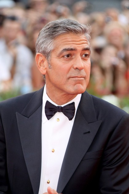 George Clooney in Venice