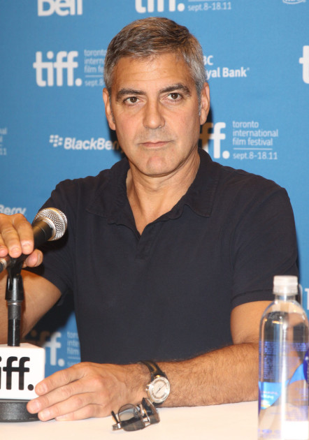 The Clooney Death Stare