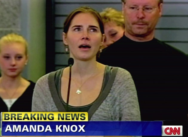 Amanda Knox Speaks