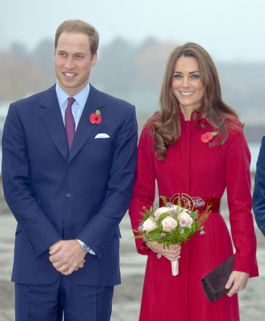 Prince William Kate Middleton Image