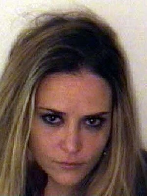 New Brooke Mueller Mug Shot