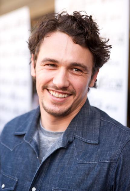 NOT James Franco