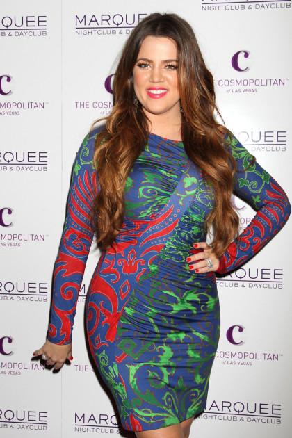 Khloe Kardashian Was...