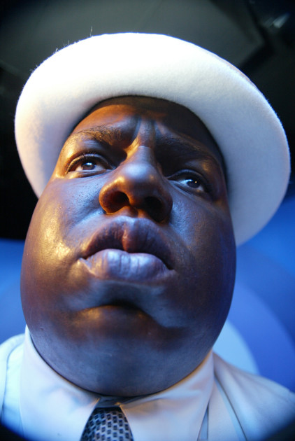 Biggie Smalls (aka Notorious B.I.G.)