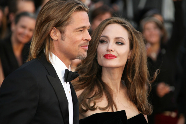 Brad Pitt as well as Angelina Jolie: No Sex For 207 Days! Totally (Not) Getting the $425 Divorce!